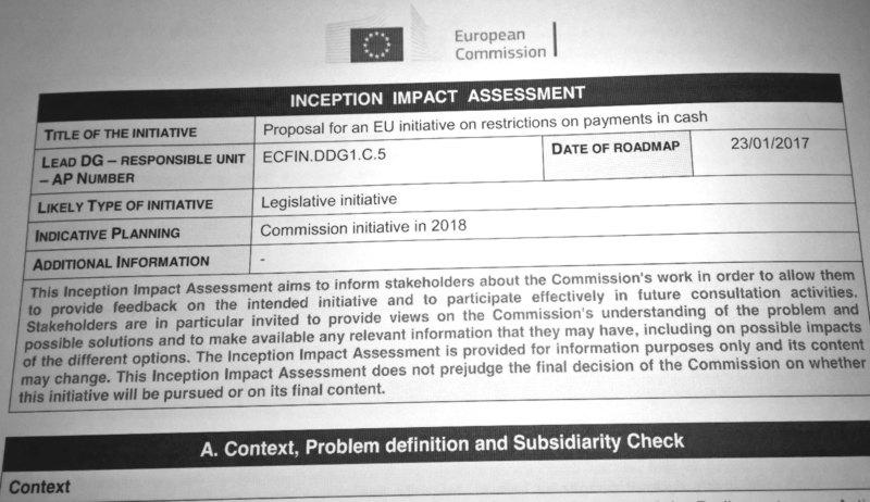 Les Usa Via La Commission Europeenne Lanceront En 2018 L Etude Pour